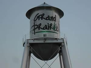 Watertower, Grand Prairie TX
